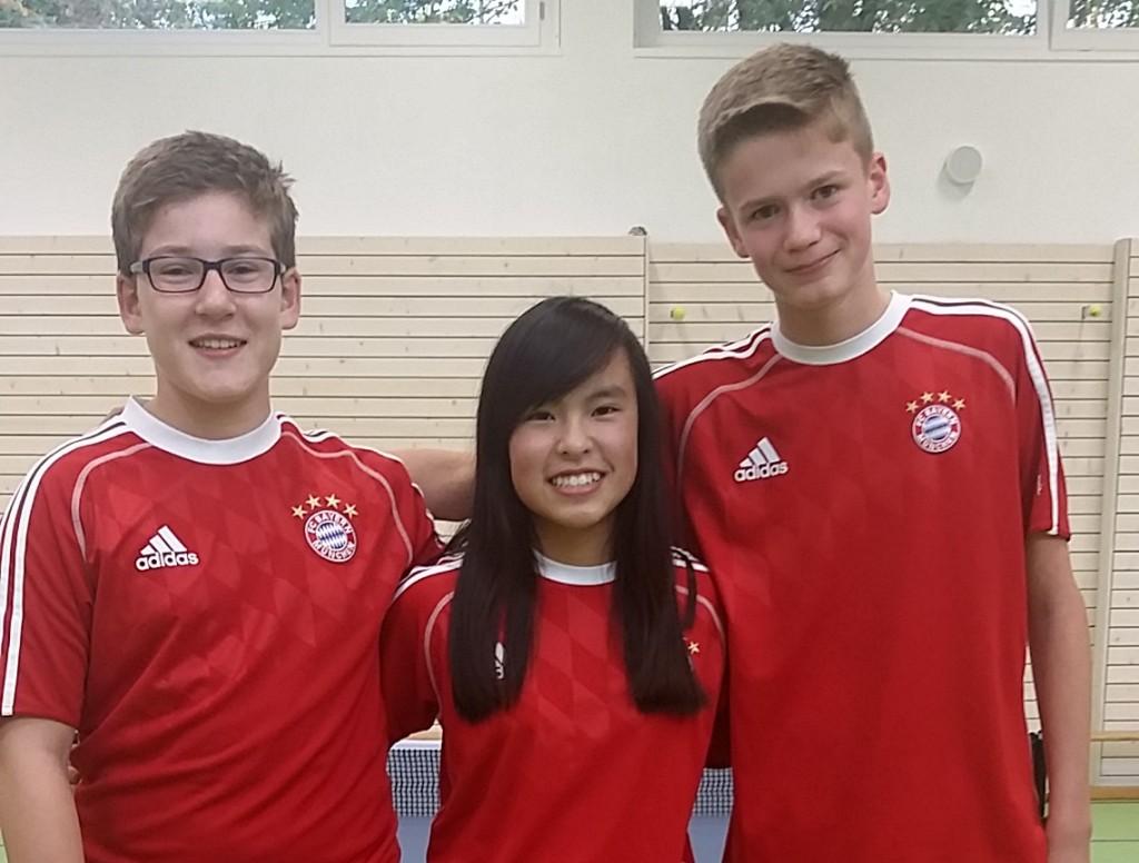 Kreismeister der Jugend 2014